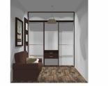 Wnętrze szafy szerokość 181 - 210 cm 1821w31x3