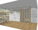 Wnętrze szafy szerokość 400 - 450 cm  4045w9x5