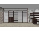 Wnętrze szafy szerokość 400 - 450 cm  4045w14x5