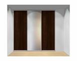Drzwi przesuwne szerokość 241 - 270 cm 2427d2x3