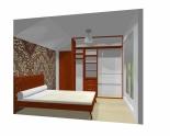 Wnętrze szafy szerokość 181 - 210 cm 1821w15x2