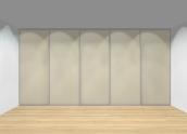 Drzwi przesuwne szerokość 451 - 500 cm 4550d1x5