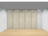 Drzwi przesuwne szerokość 351 - 400 cm 3540d1x5