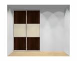 Drzwi przesuwne szerokość 161 - 180 cm 1618d8x2