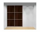 Drzwi przesuwne szerokość 181 - 210 cm 1821d7x2