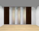 Drzwi przesuwne szerokość 351 - 400 cm 3540d8x5