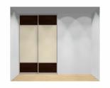 Drzwi przesuwne szerokość 161 - 180 cm 1618d11x2