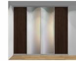 Drzwi przesuwne szerokość 271 - 310 cm 2731d2x4