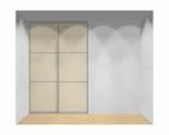 Drzwi przesuwne szerokość 161 - 180 cm 1618d9x2