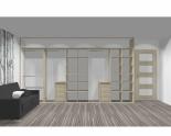 Wnętrze szafy szerokość 400 - 450 cm  4045w4x5