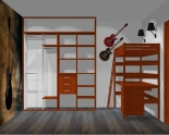 Wnętrze szafy szerokość 181 - 210 cm 1821w21x2