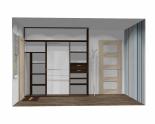 Wnętrze szafy szerokość 211 - 240 cm 2124w15x3