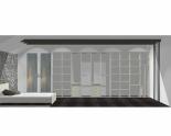 Wnętrze szafy szerokość 450 - 500 cm  4550w9x5