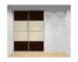 Drzwi przesuwne szerokość 181 - 210 cm 1821d12x2