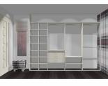 Wnętrze szafy szerokość 310 - 350 cm  3135w42x4