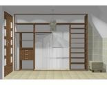 Wnętrze szafy szerokość 310 - 350 cm  3135w31x4