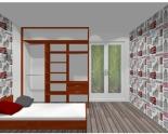 Wnętrze szafy szerokość 181 - 210 cm 1821w43x3