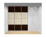 Drzwi przesuwne szerokość 181 - 210 cm 1821d14x3
