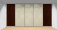 Drzwi przesuwne szerokość 451 - 500 cm 4550d10x5
