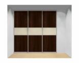 Drzwi przesuwne szerokość 241 - 270 cm 2427d10x3