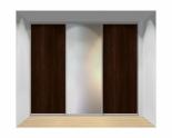 Drzwi przesuwne szerokość 271 - 310 cm 2731d2x3
