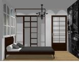 Wnętrze szafy szerokość 161 - 180 cm 1618w11x2