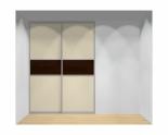 Drzwi przesuwne szerokość 181 - 210 cm 1821d14x2
