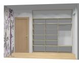 Wnętrze szafy szerokość 211 - 240 cm 2124w2x3