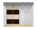 Drzwi przesuwne szerokość 161 - 180 cm 1618d13x2