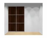 Drzwi przesuwne szerokość 161 - 180 cm 1618d7x2