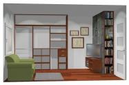 Wnętrze szafy szerokość 211 - 240 cm 2124w20x3