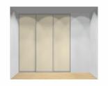 Drzwi przesuwne szerokość 211 - 240 cm 2124d5x3