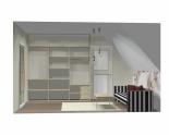 Wnętrze szafy szerokość 211 - 240 cm 2124w18x3