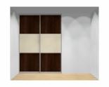 Drzwi przesuwne szerokość 181 - 210 cm 1821d8x2