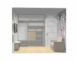 Wnętrze szafy szerokość 211 - 240 cm 2124w10x3