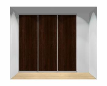Drzwi przesuwne szerokość 241 - 270 cm 2427d1x3