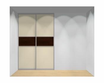 Drzwi przesuwne szerokość 161 - 180 cm 1618d14x2
