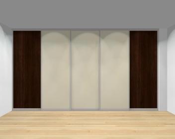 Drzwi przesuwne szerokość 401 - 450 cm 4045d10x5