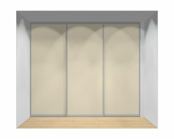 Drzwi przesuwne szerokość 271 - 310 cm 2731d5x3