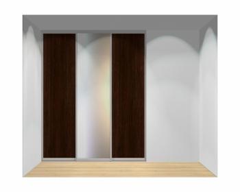 Drzwi przesuwne szerokość 181 - 210 cm 1821d2x3