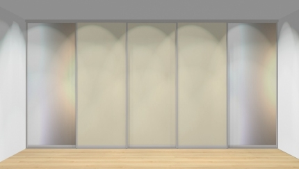 Drzwi przesuwne szerokość 451 - 500 cm 4550d3x5