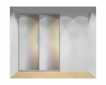 Drzwi przesuwne szerokość 181 - 210 cm 1821d3x2