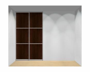 Drzwi przesuwne szerokość 140 - 160 cm 1416d7x2