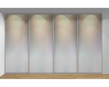 Drzwi przesuwne szerokość 351 - 400 cm 3540d3x4