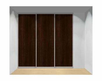 Drzwi przesuwne szerokość 211 - 240 cm 2124d1x3