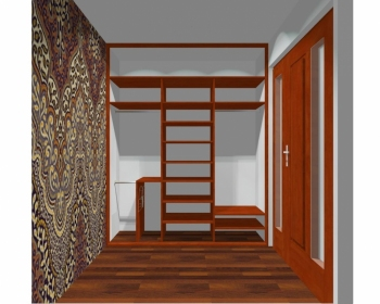 Wnętrze szafy szerokość 181 - 210 cm 1821w50x3