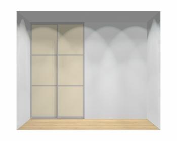 Drzwi przesuwne szerokość 140 - 160 cm 1416d9x2