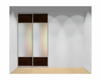 Drzwi przesuwne szerokość 140 - 160 cm 1416d10x2