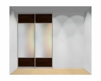 Drzwi przesuwne szerokość 161 - 180 cm 1618d10x2