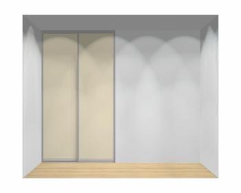 Drzwi przesuwne szerokość 140 - 160 cm 1416d5x2